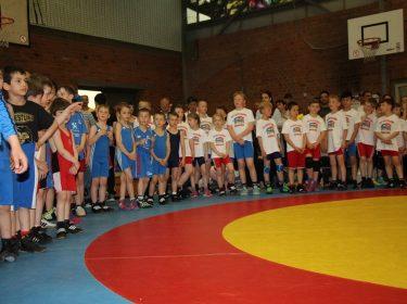 Berliner Meisterschaft der E- und D-Jugend und der Männer