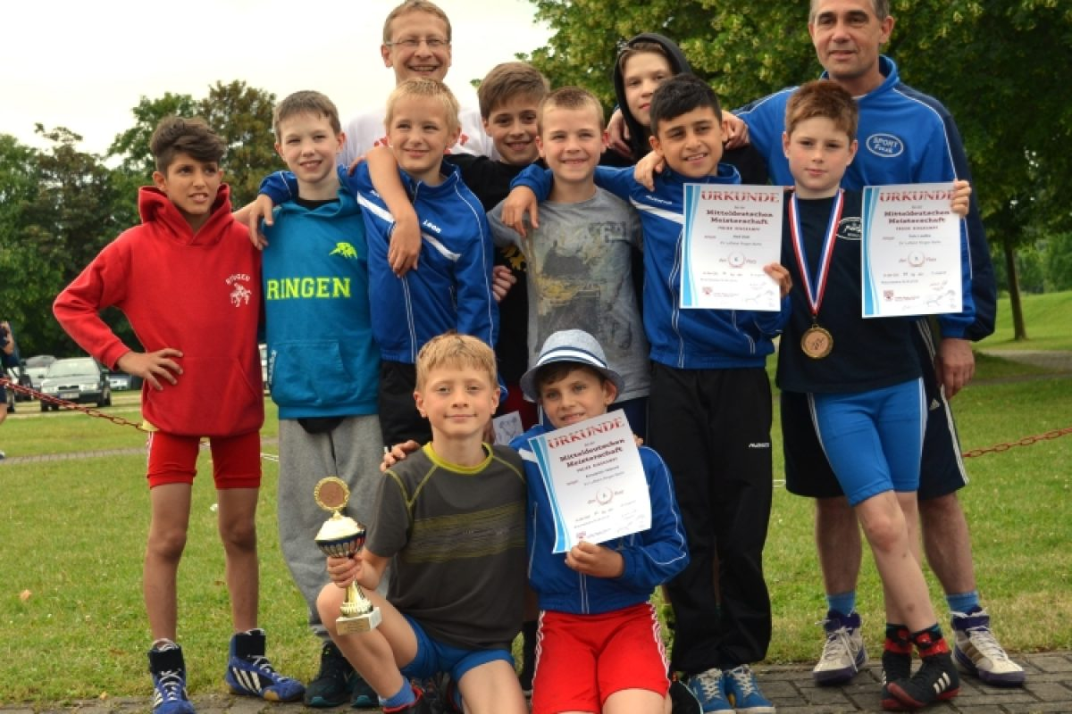Wettkampfjahrabschluss: MDM C/D-Jugend 2016