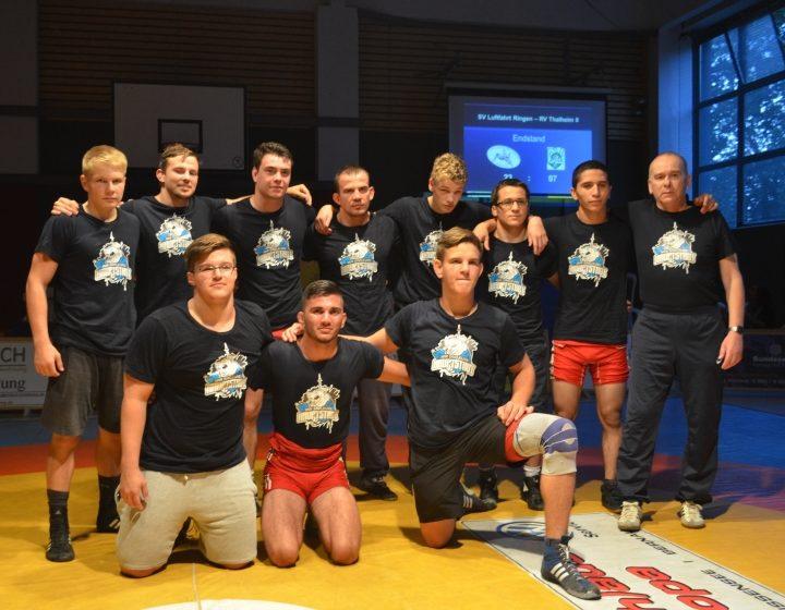 Saisonauftakt der Regionalliga gegen den RV Thalheim II