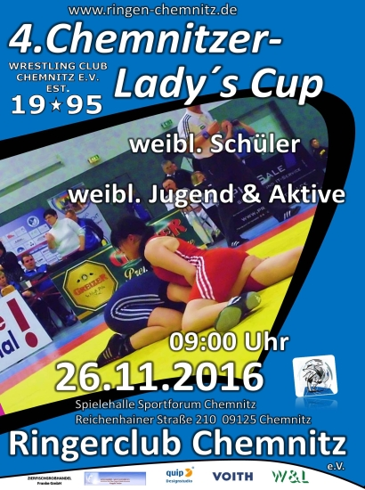 4. Chemnitzer Lady's Cup
