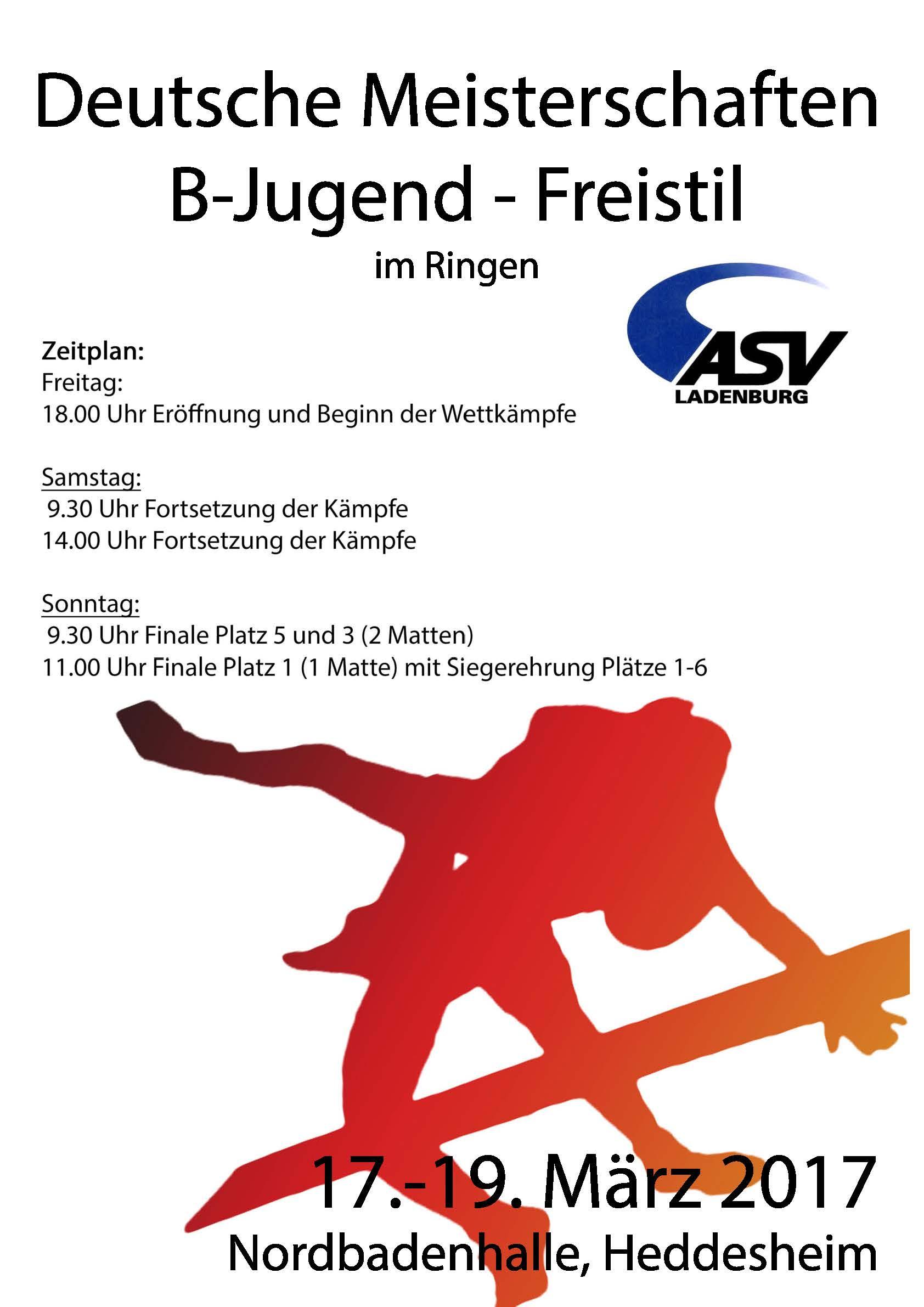 DM B-Jugend FS 2017