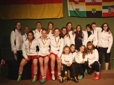 Berlin mit drei Meistertiteln erfolgreich