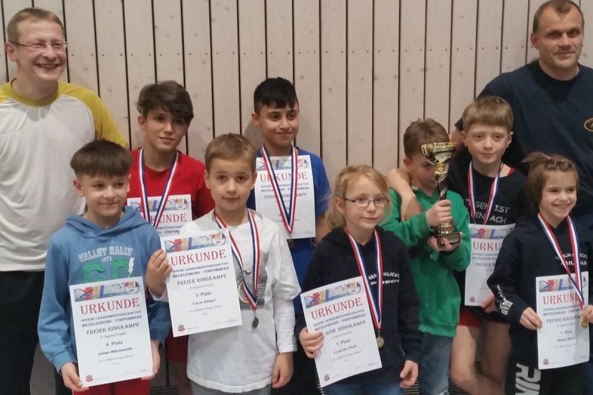 Offene Meisterschaft Mecklenburg-Vorpommern