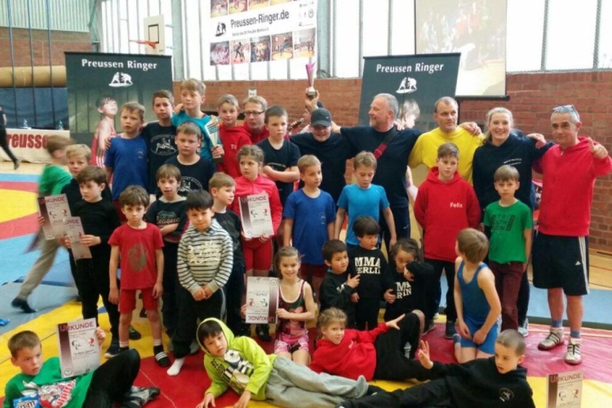 Berliner Meisterschaft der E-&D-Jugend
