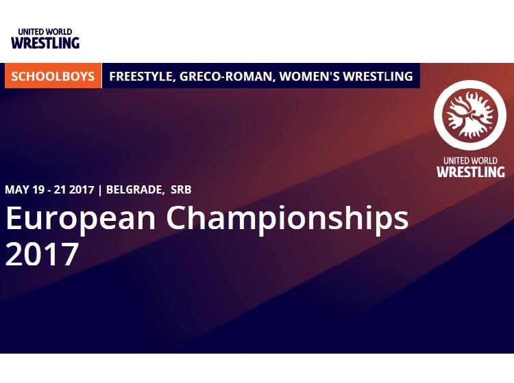 Europameisterschaften 2017 – B-Jugend