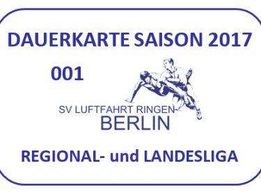 Anfang September ist es wieder soweit – die Ligasaison 2017 startet!