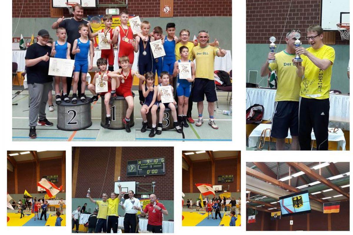 Mitteldeutsche Meisterschaft C- und D-Jugend