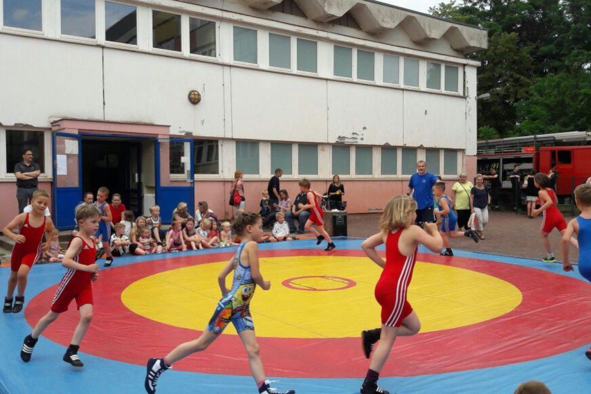 Kiezfest in Baumschulenweg, Sommerfest GS am Buntzelberg, Heddesheim