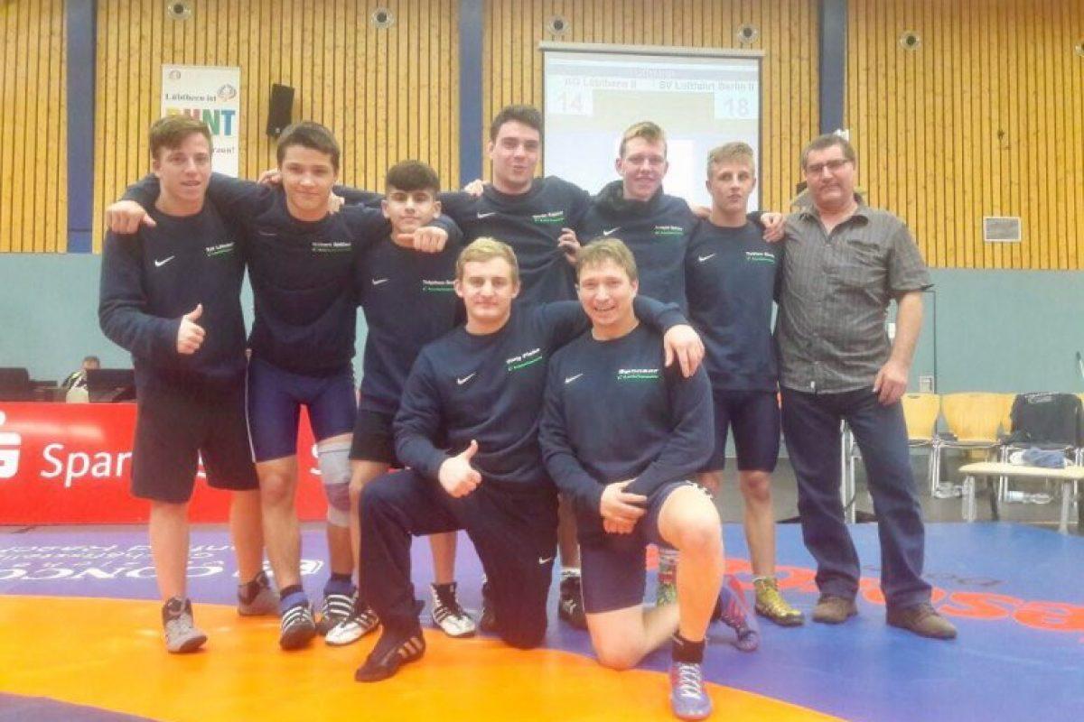 Auswärtskampf Regionalligamannschaft in Artern, Sieg der Landesligamannschaft in Lübtheen