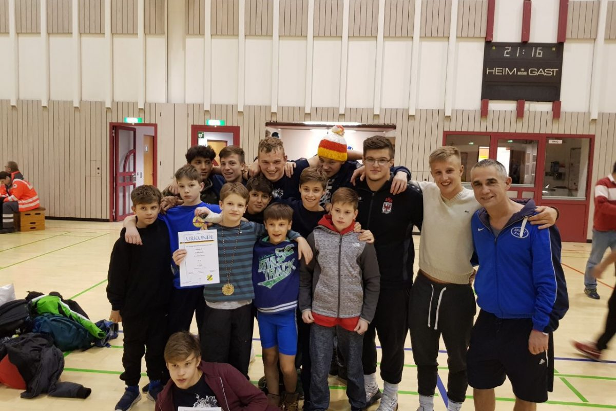 21. Philipp Seitz Turnier in Kleinostheim