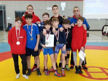 Berliner Meisterschaften A-, B-, C-Jugend, GR