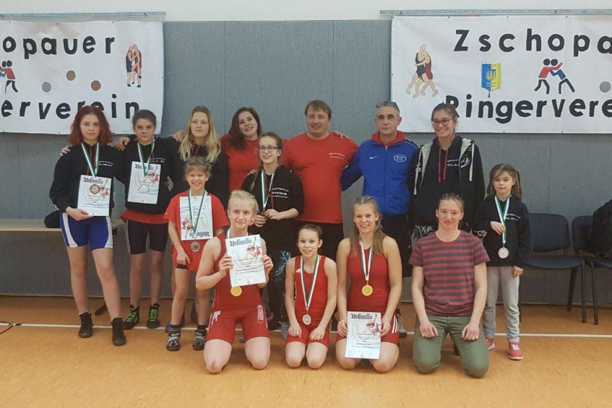 Landesmeisterschaft Sachsen