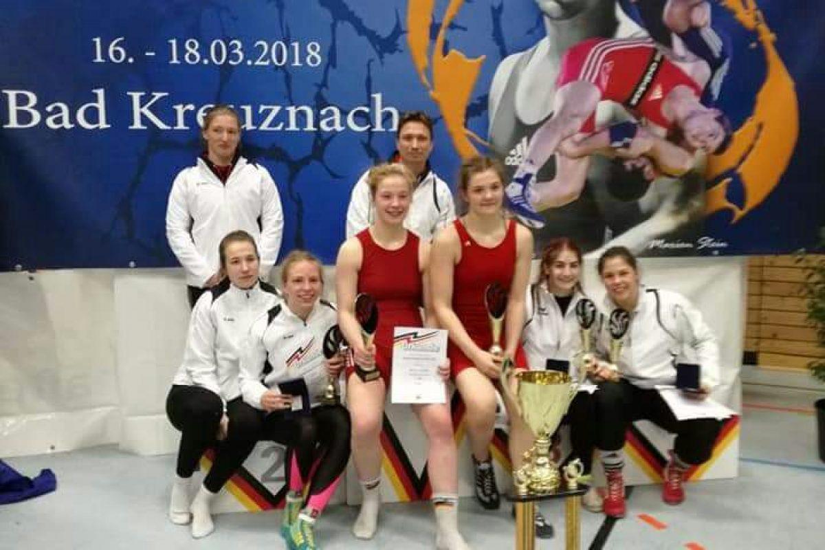 DM Juniorinnen und Junioren 2018