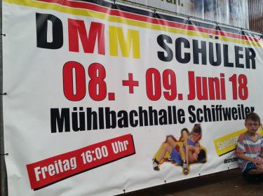 Deutsche Mannschaftsmeisterschaft Schüler 2018