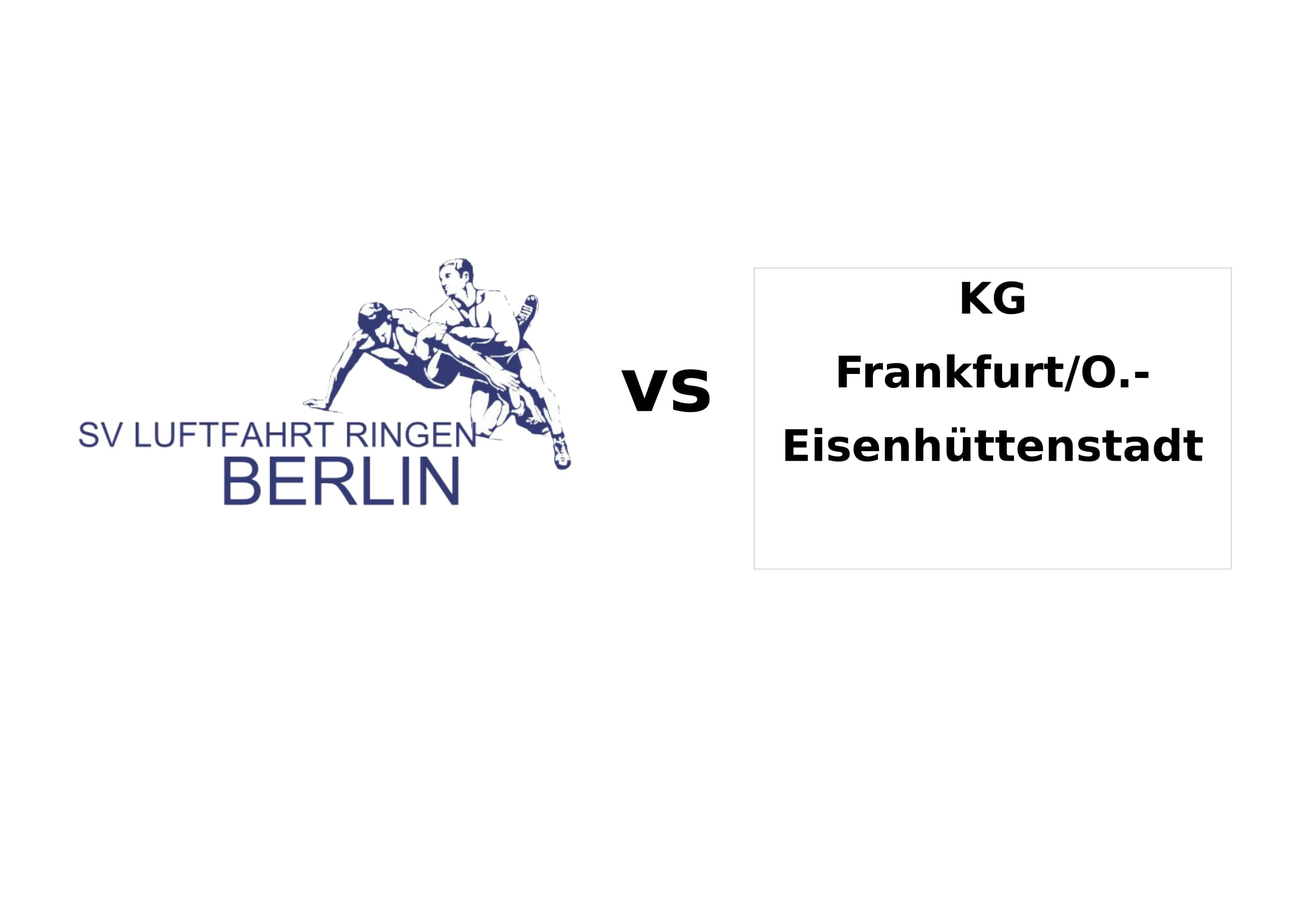 RL-Heimkampf SVL vs. KG FfO/Eisenhüttenstadt