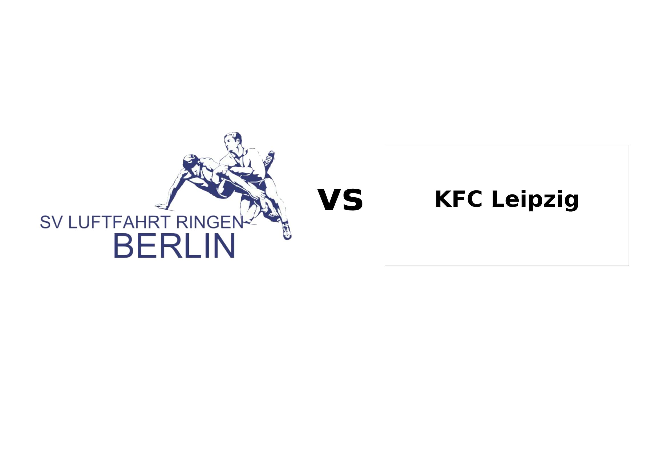 Heimkampf SV Luftfahrt Ringen e.V. vs Kampfsport- und Fitness-Club Leipzig