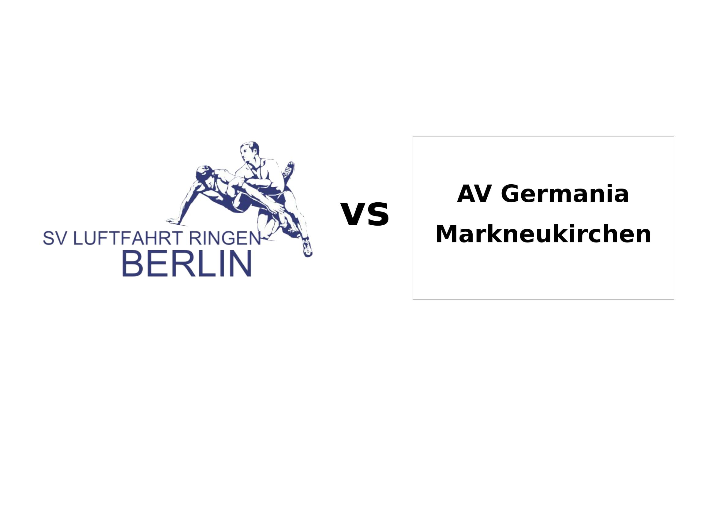 RL-Heimkampf SVL vs. AVG Markneukirchen