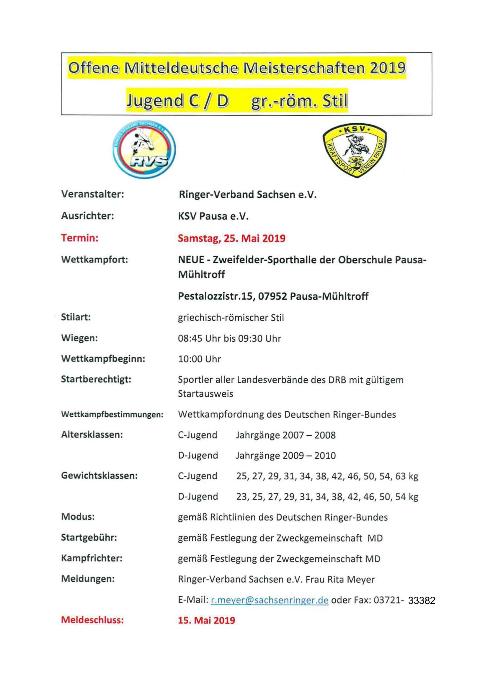 MDM C/D-Jugend GR