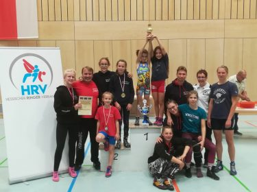 Hessenpokal 2018 in Haibach