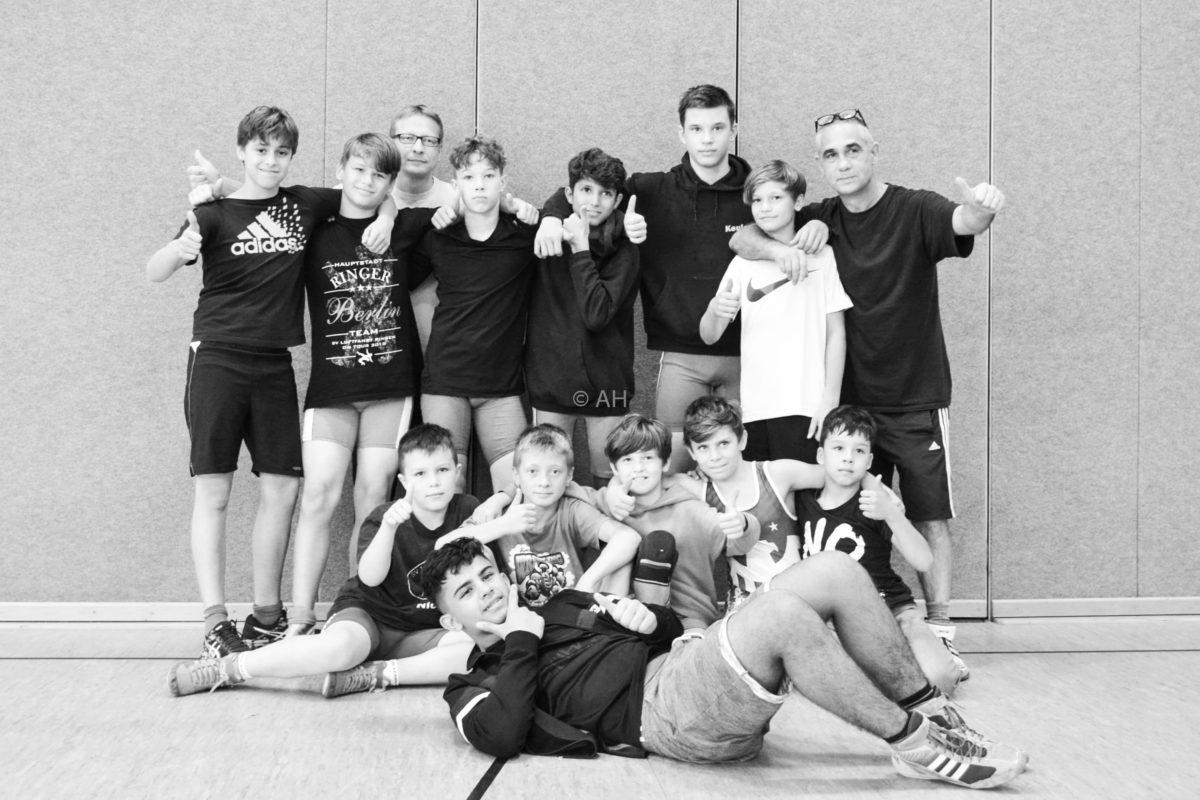 Jugendliga-Rückrunde in Hamburg