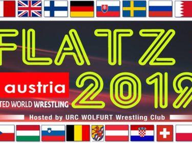 Flatz Open 2019