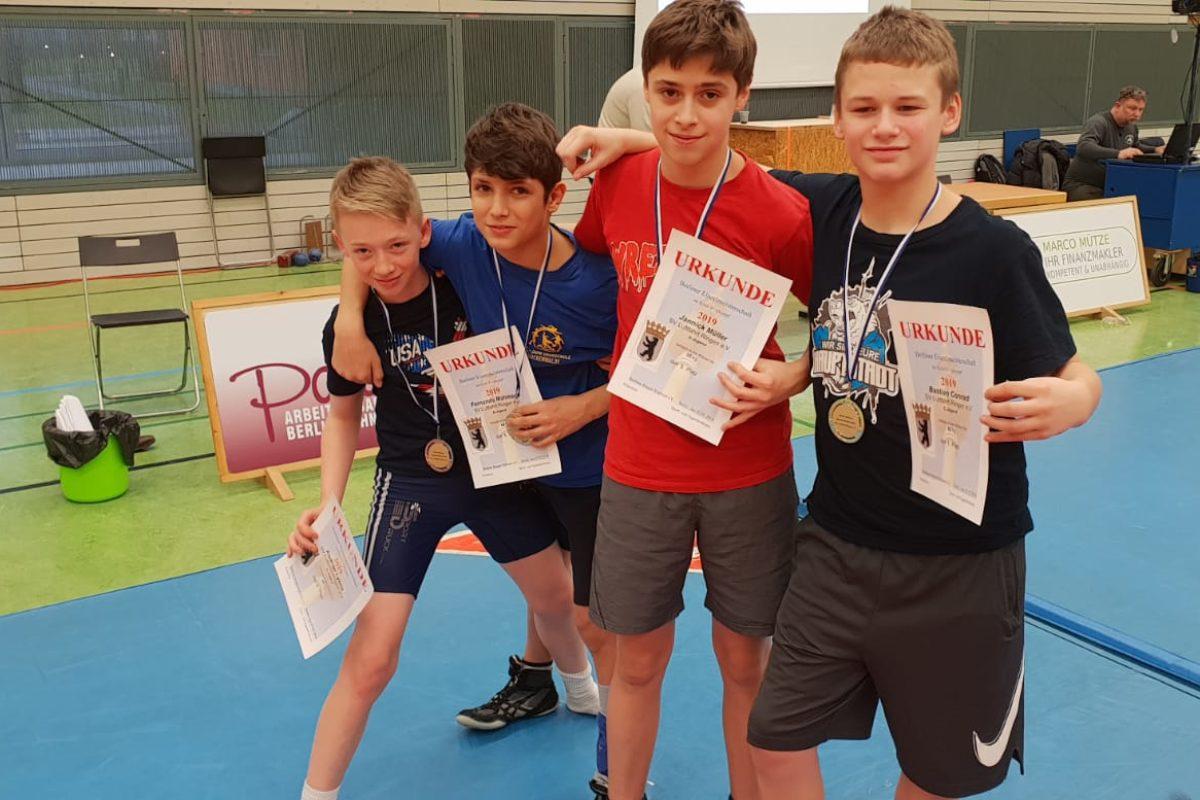 BM 2019 Freistil A-,B- und C-Jugend