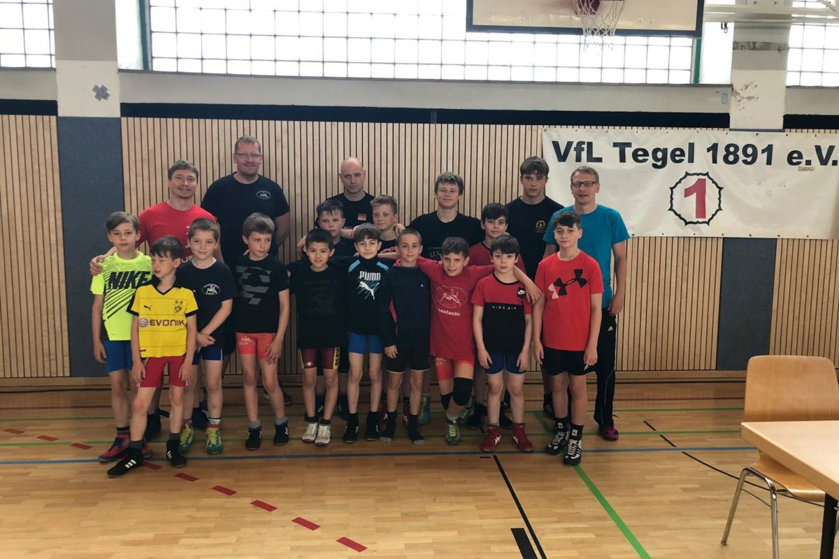 34. Pfingstcup Tegel 2019