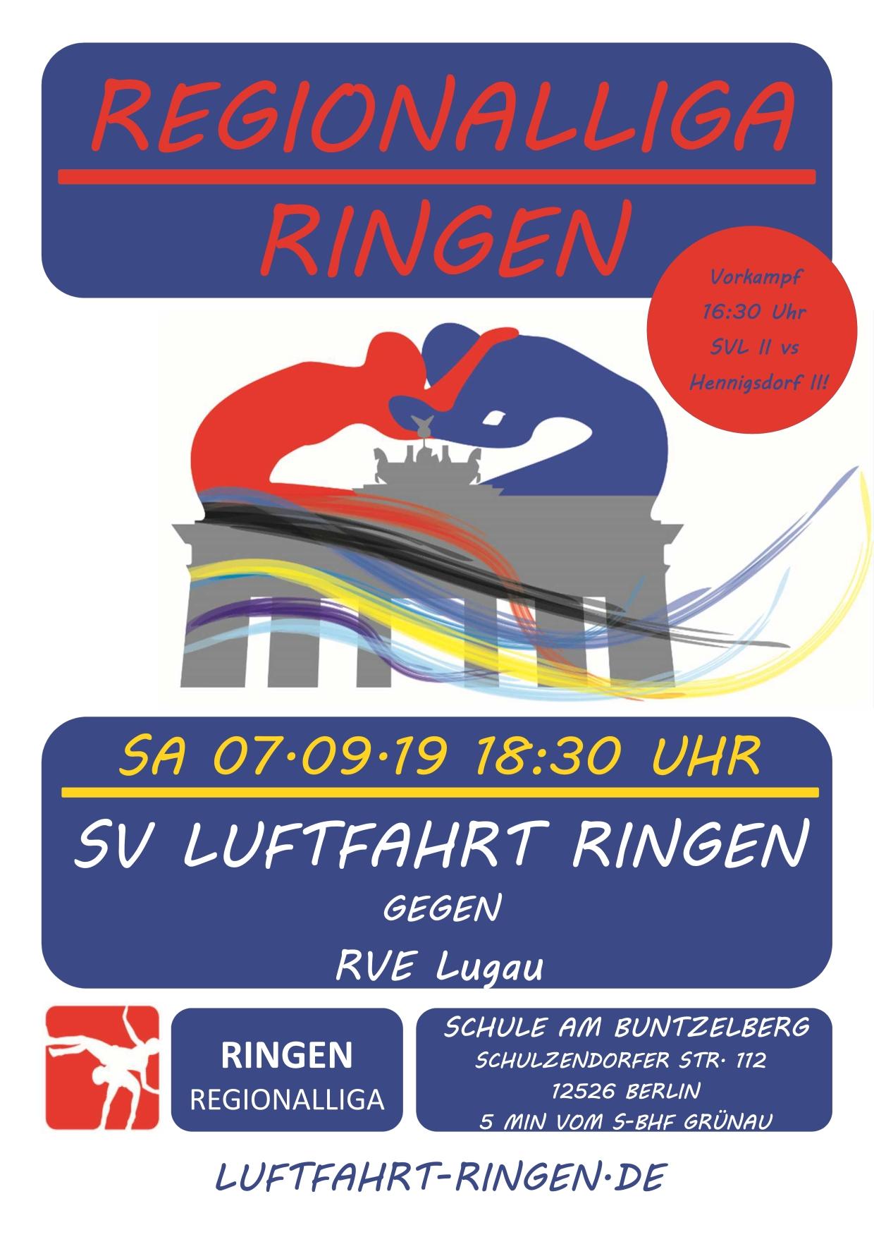RL-Heimkampf vs RVE Lugau