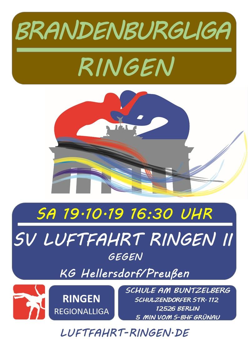 BL-Heimkampf vs KG Hellersdorf/Preußen