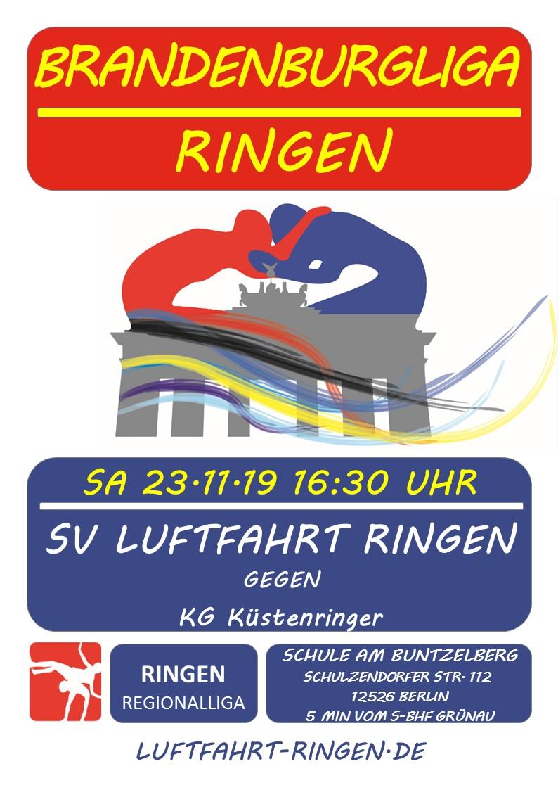 BL-Heimkampf vs KG Küstenringer