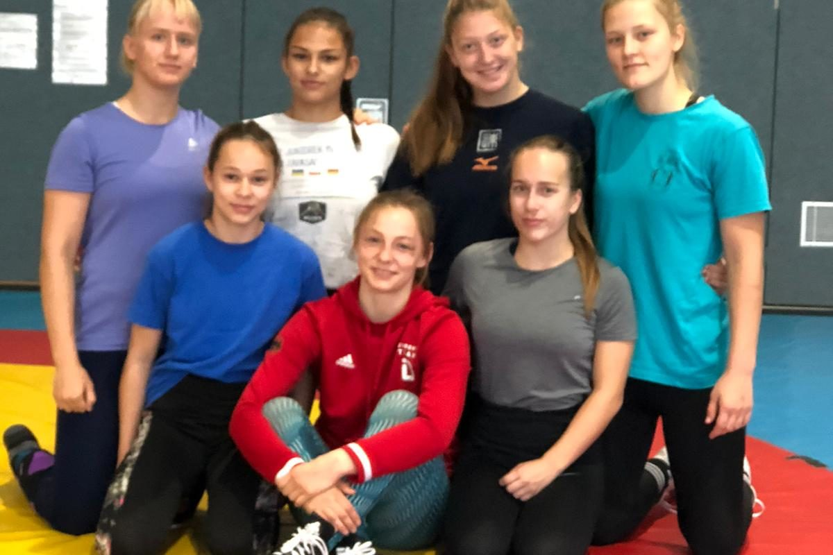 Lehrgang weiblicher Nachwuchs in Frankfurt Oder