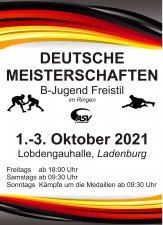 Deutsche Meisterschaften B-Jugend 2021 FS