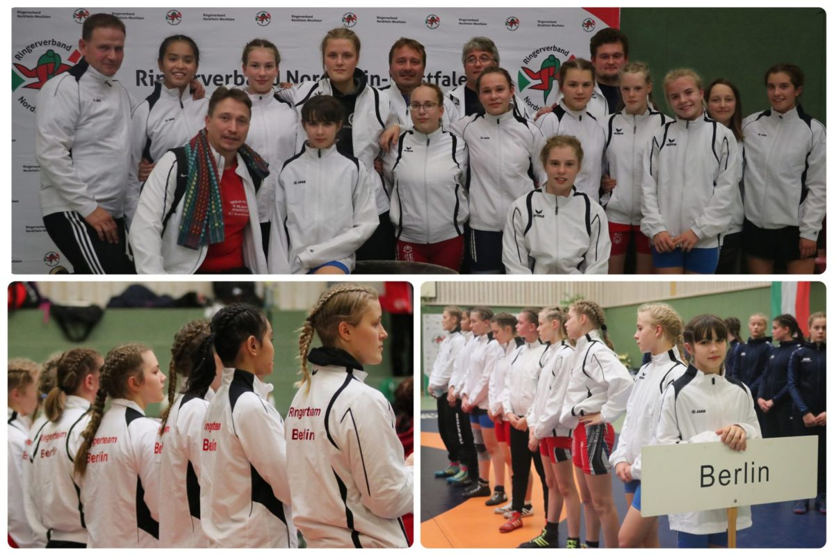 Deutsche Meisterschaft weibliche B-und A-Jugend