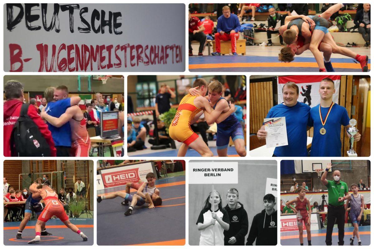 Deutscher Meisterschaften der B- Jugend
